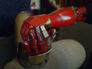 Ironman Arm
