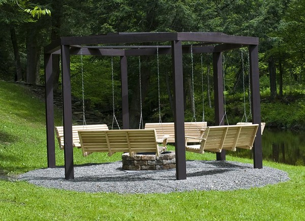 Campfire Swing