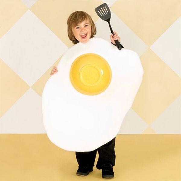 Egg Costume