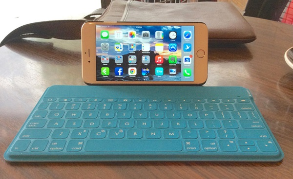 Keyboard and Smart Phone