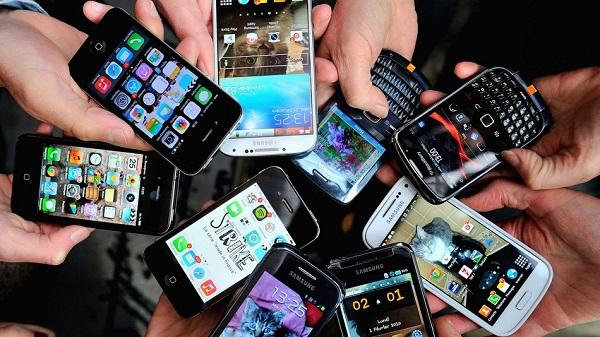 Cluster of Smartphones