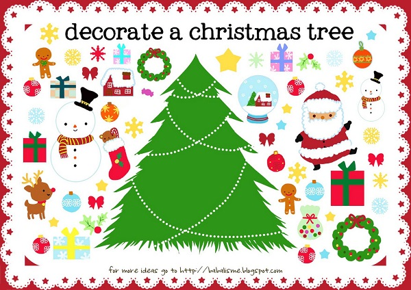 Christmas Cut-Outs