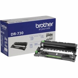 DR730 Drum Unit - Brother Genuine OEM (Black)