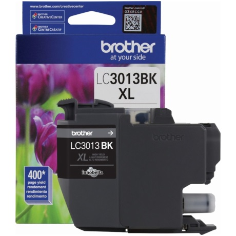 LC3013BK Ink Cartridge - Brother Genuine OEM (Black)