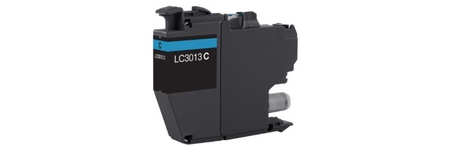 LC3013C Ink Cartridge - Brother Compatible (Cyan)