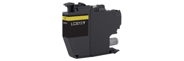 LC3013Y Ink Cartridge - Brother Compatible (Yellow)