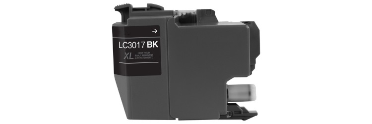 LC3017BK Ink Cartridge - Brother Compatible (Black)