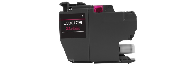 LC3017M Ink Cartridge - Brother Compatible (Magenta)