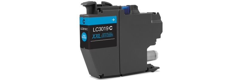 LC3019C Ink Cartridge - Brother Compatible (Cyan)