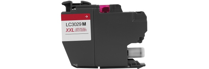 LC3029M Ink Cartridge - Brother Compatible (Magenta)