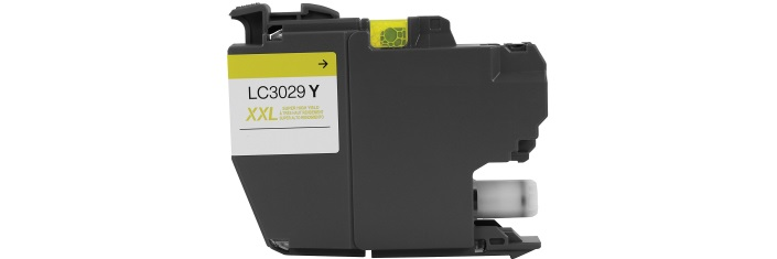 LC3029Y Ink Cartridge - Brother Compatible (Yellow)