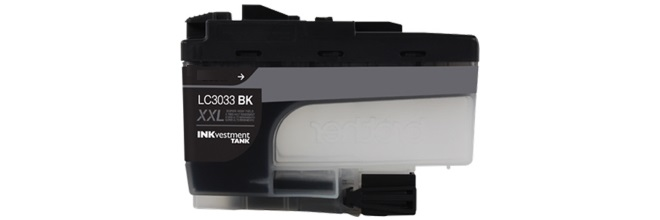 LC3033BK Ink Cartridge - Brother Compatible (Black)
