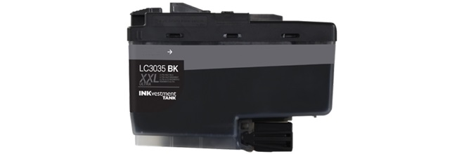 LC3035BK Ink Cartridge - Brother Compatible (Black)