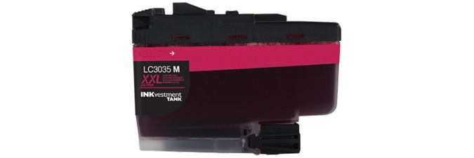 LC3035M Ink Cartridge - Brother Compatible (Magenta)