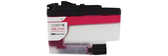 LC3037M Ink Cartridge - Brother Compatible (Magenta)