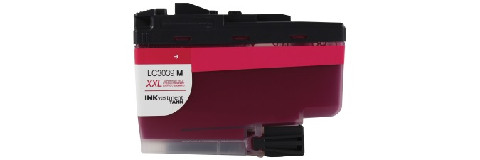 LC3039M Ink Cartridge - Brother Compatible (Magenta)