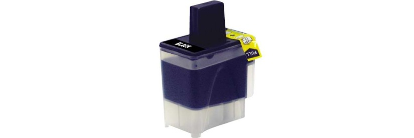 LC41BK Ink Cartridge - Brother Compatible (Black)