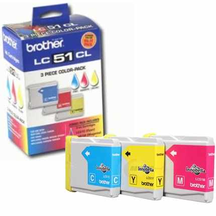 LC513PKS Ink Cartridge - Brother Genuine OEM (Bundle Pack)
