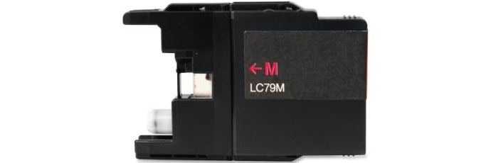 LC79M Ink Cartridge - Brother Compatible (Magenta)