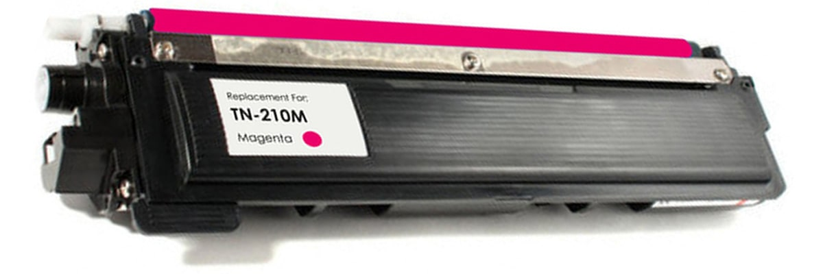 TN210M Toner Cartridge - Brother Compatible (Magenta)