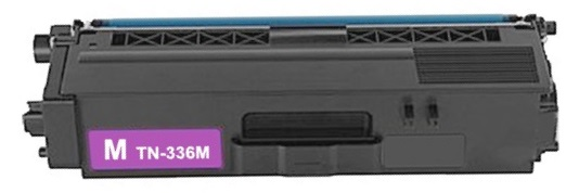 TN336M Toner Cartridge - Brother Compatible (Magenta)