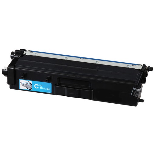 TN433C Toner Cartridge - Brother Compatible (Cyan)