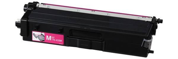 TN433M Toner Cartridge - Brother Compatible (Magenta)