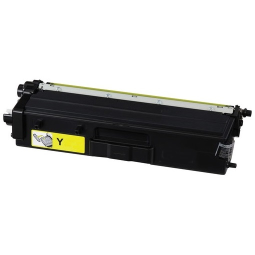 TN439Y Toner Cartridge - Brother Compatible (Yellow)
