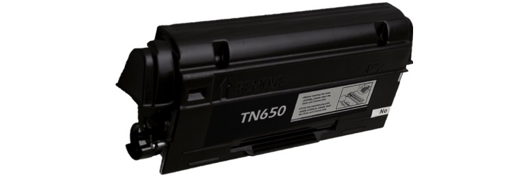 TN650 Toner Cartridge - Brother Compatible (Black)