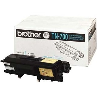 TN700 Toner Cartridge - Brother Genuine OEM (Black)