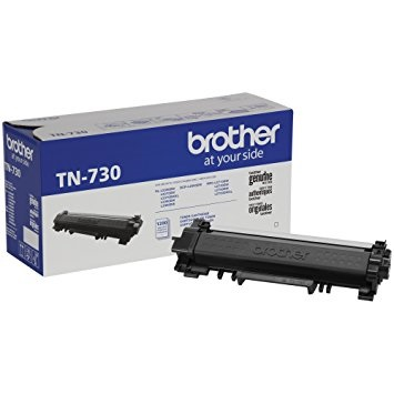 TN730 Toner Cartridge - Brother Genuine OEM (Black)