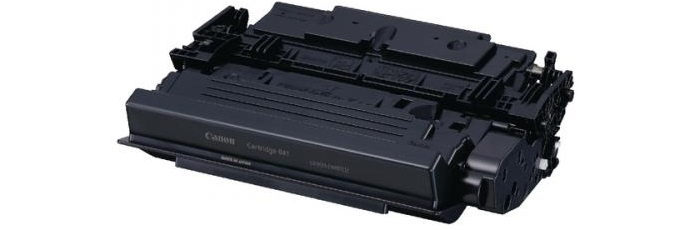 0452C001 Toner Cartridge - Canon Compatible (Black)
