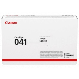 0452C001 Toner Cartridge - Canon Genuine OEM (Black)
