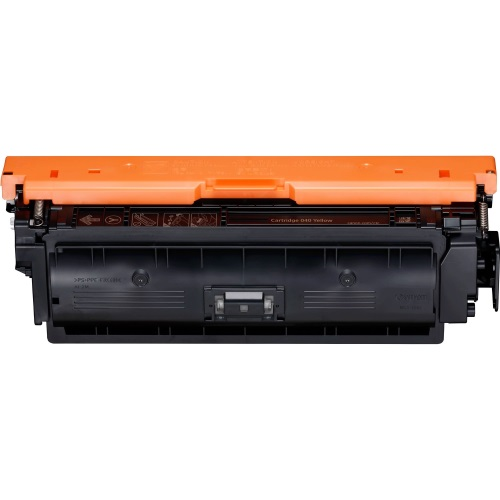 040 Yellow Toner Cartridge - Canon Remanufactured (Yellow)