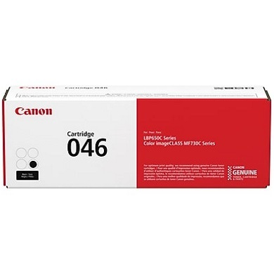 1250C001 Toner Cartridge - Canon Genuine OEM (Black)