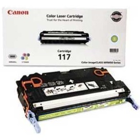 2575B001AA Toner Cartridge - Canon Genuine OEM (Yellow)