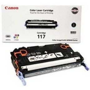 2578B001AA Toner Cartridge - Canon Genuine OEM (Black)