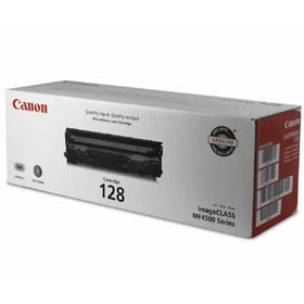 3500B001AA Toner Cartridge - Canon Genuine OEM (Black)