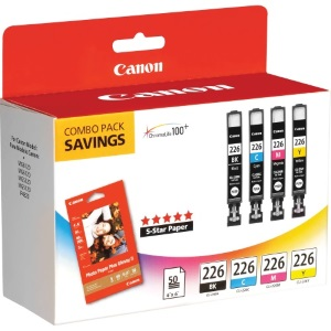 4546B007 Ink Cartridge - Canon Genuine OEM (Bundle Pack)