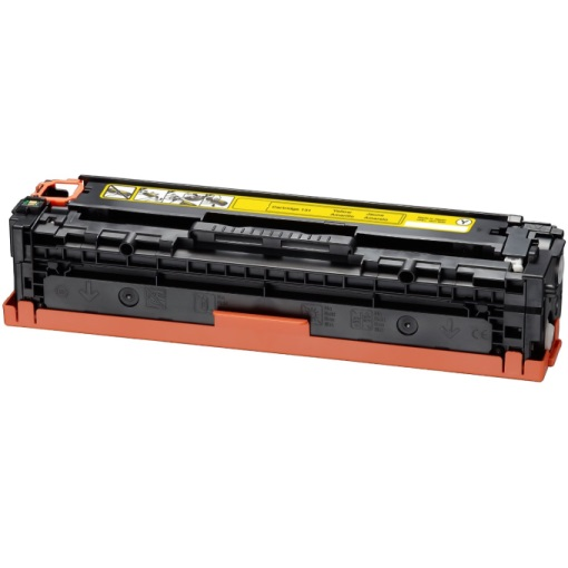 131 Yellow Toner Cartridge - Canon Compatible (Yellow)