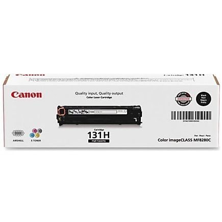 6273B001AA Toner Cartridge - Canon Genuine OEM (Black)
