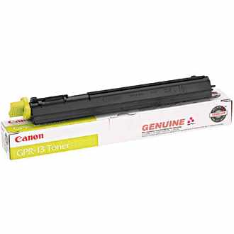 8643A003AA Toner Cartridge - Canon Genuine OEM (Yellow)