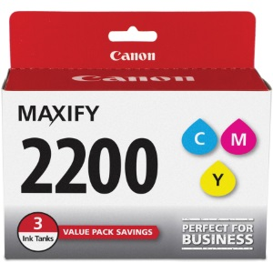 9304B005 Ink Cartridge - Canon Genuine OEM (Bundle Pack)