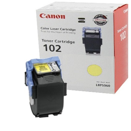 9642A006AA Toner Cartridge - Canon Genuine OEM (Yellow)