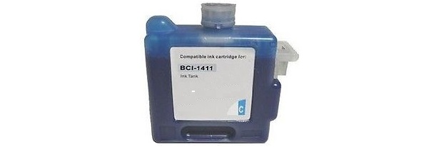 BCI-1411C Ink Cartridge - Canon Compatible (Cyan)