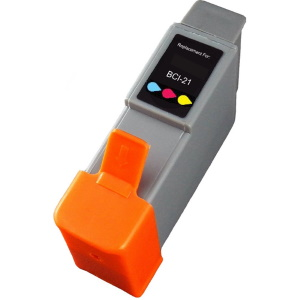 BCI-21C Ink Cartridge - Canon Compatible (Color)