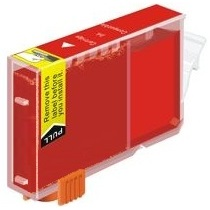 BCI-6R Ink Cartridge - Canon Compatible (Red)