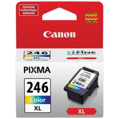 CL-246XL Ink Cartridge - Canon Genuine OEM (Color)