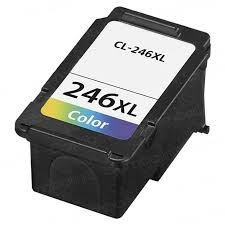 CL-246XL Ink Cartridge - Canon Remanufactured (Color)