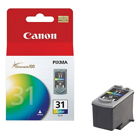 CL-31 Ink Cartridge - Canon Genuine OEM (Color)